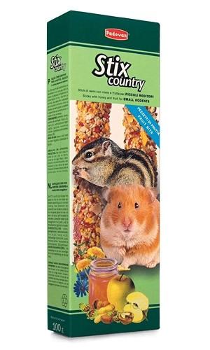 Stix Grandmix Country Hamster 100 gr imagine