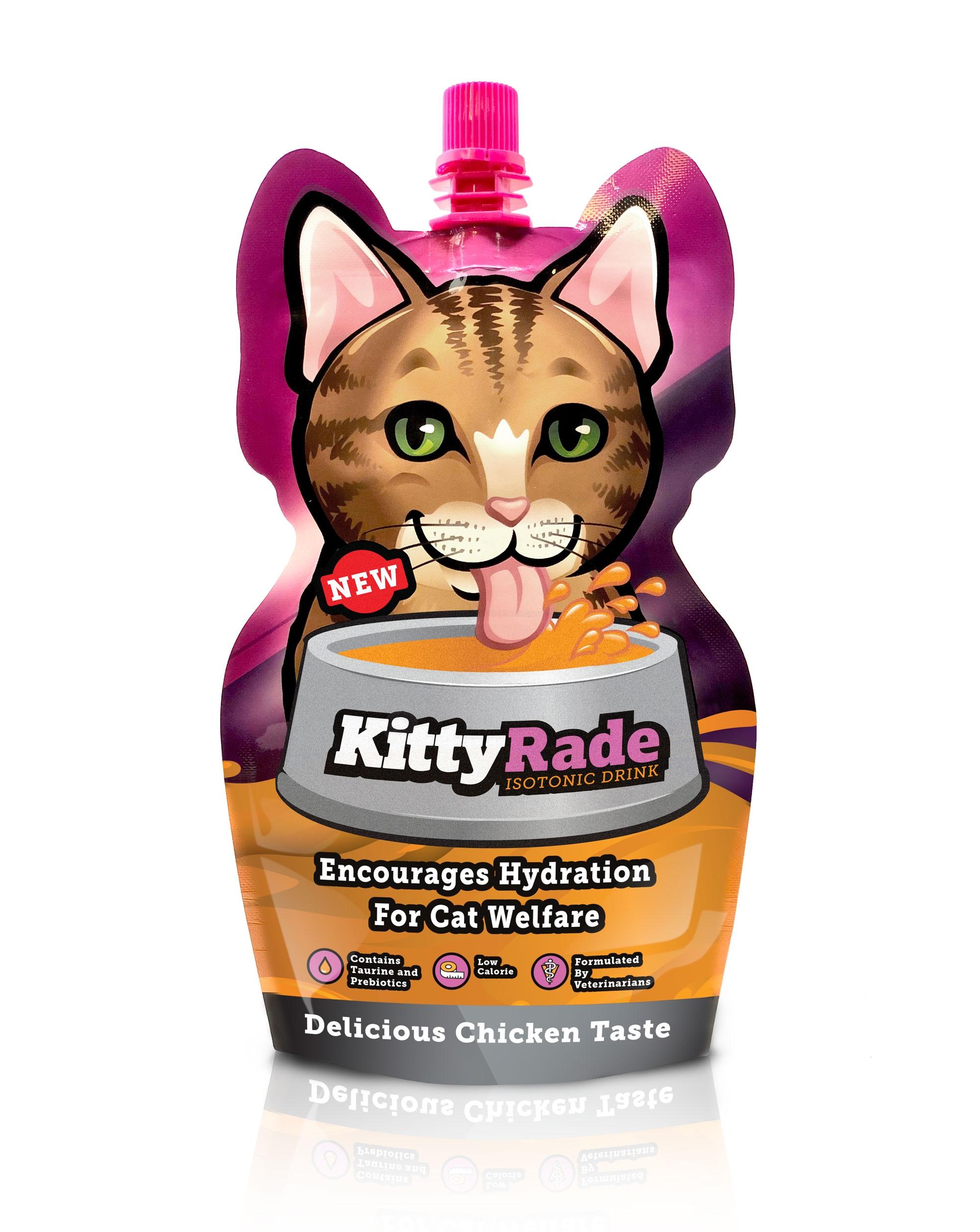 KittyRade, 250 ml imagine