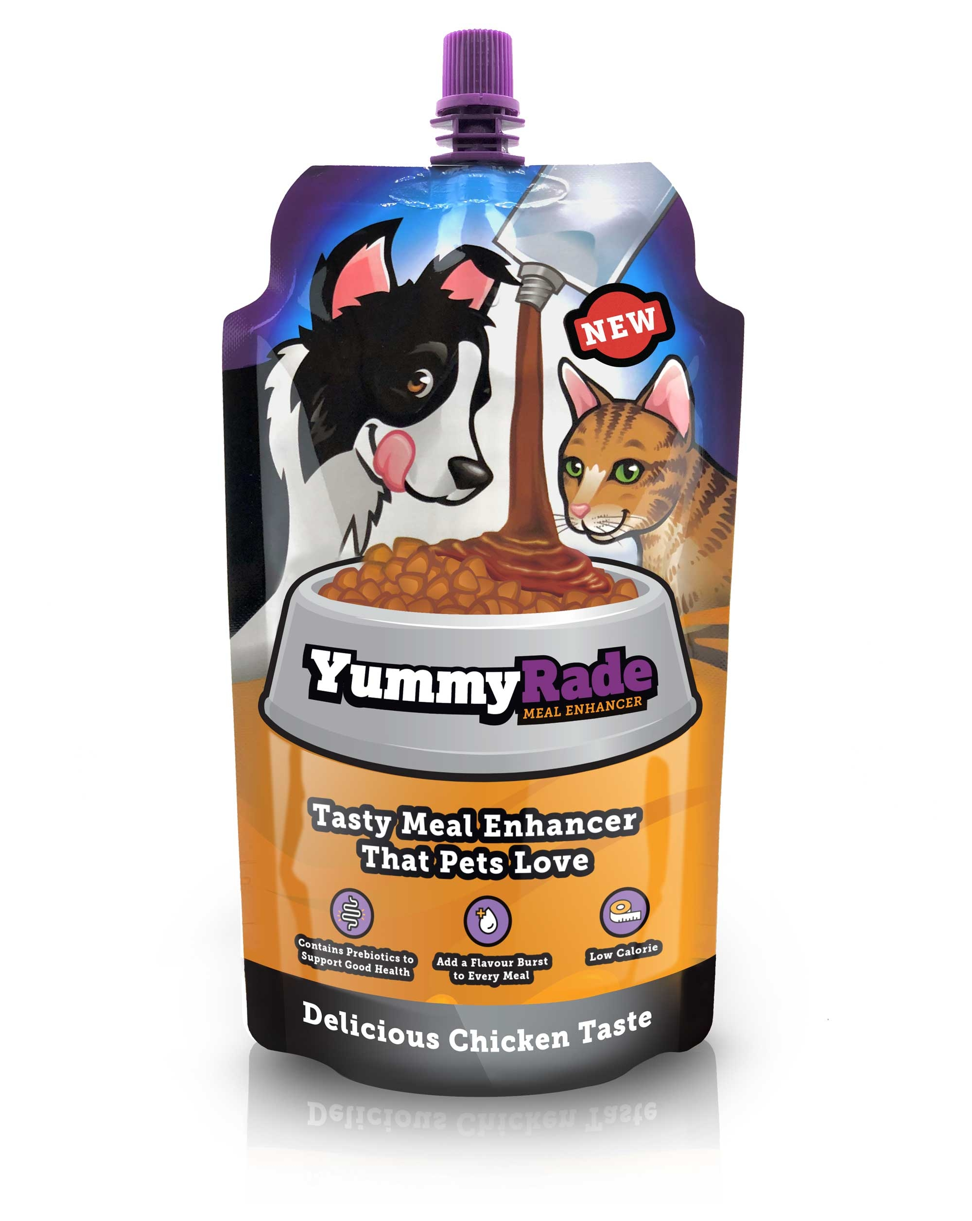 YummyRade, 250 ml imagine