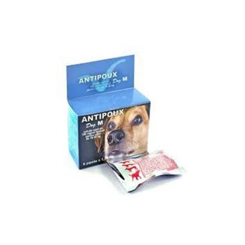 Pipeta antiparazitara, Antipoux Dog M imagine