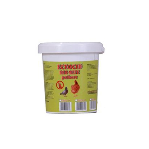 Ectocid Red Mite pulbere, 140 g imagine