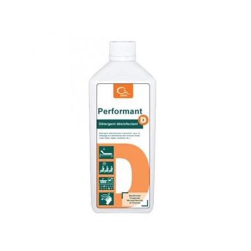 Detergent dezinfectant PERFORMANT D, 1 L imagine