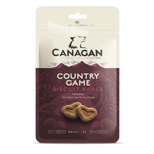 Canagan Grain Free, biscuiti caini, cu rata si vanat, 150 g imagine