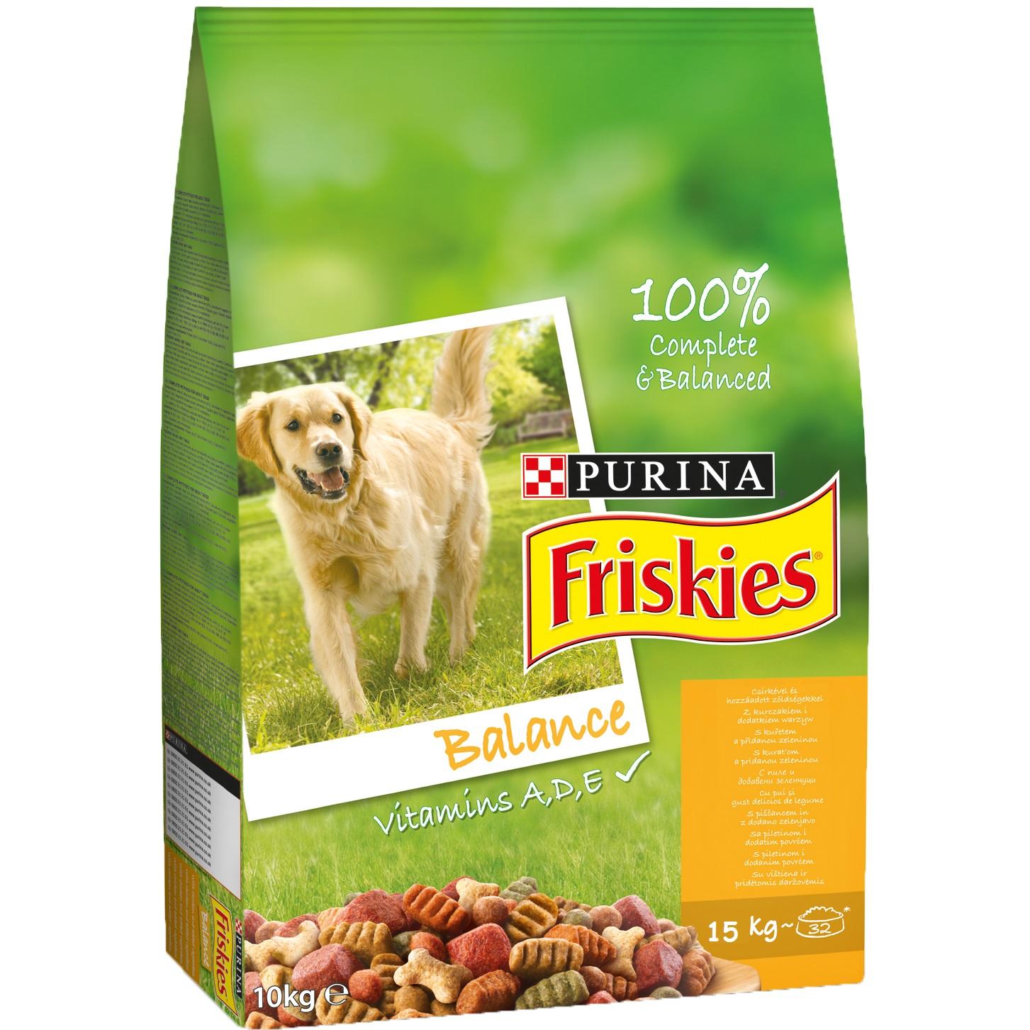Friskies Dog Adult Balance