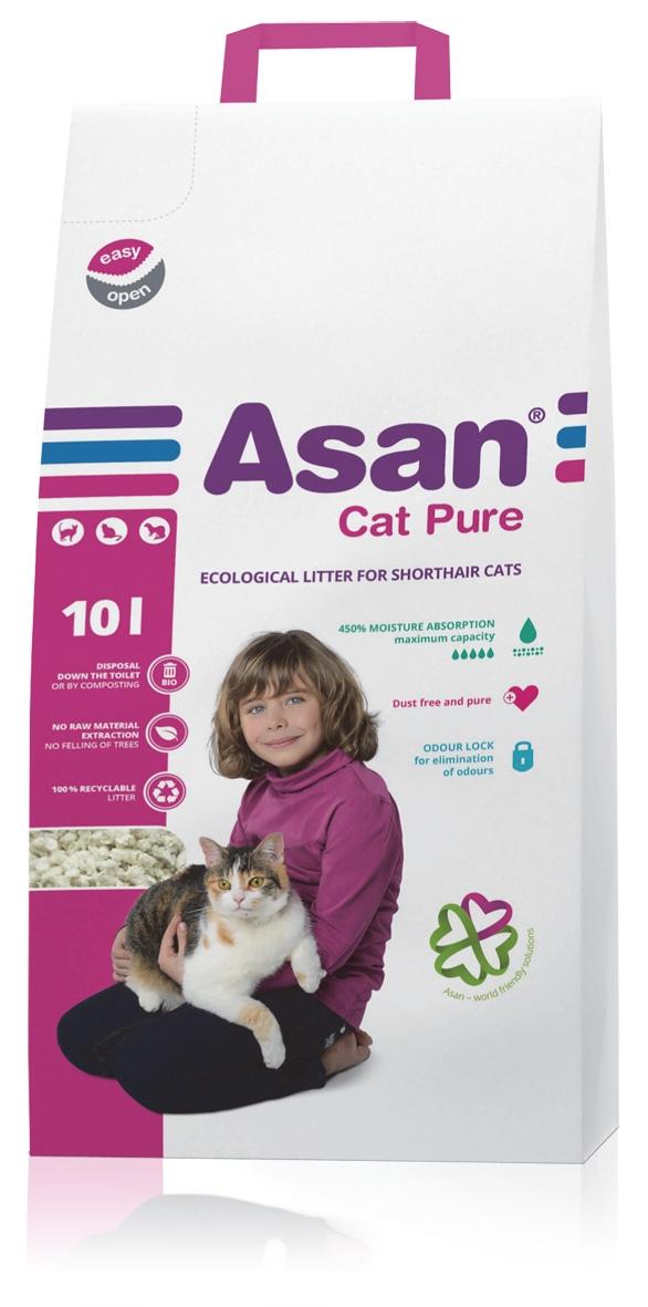 NISIP ASAN CAT PURE 10 L imagine
