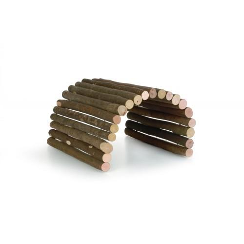 Pod de lemn pentru rozatoare, Beeztees, 51 cm imagine