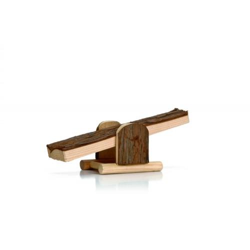 Balansoar pentru rozatoare, Beeztees, 22x8.5x7 cm imagine