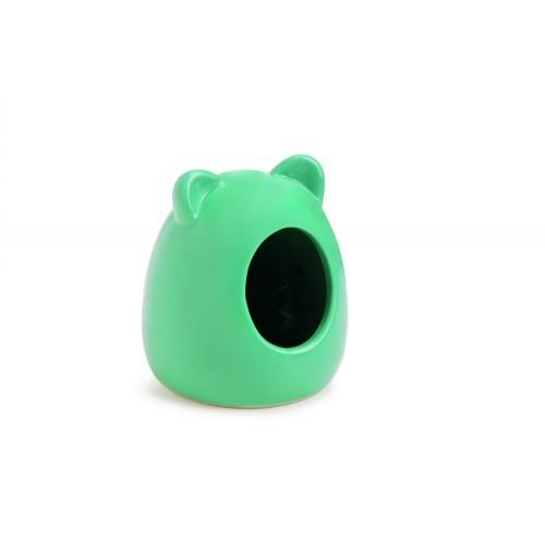 Casuta ceramica hamsteri, Beeztees imagine