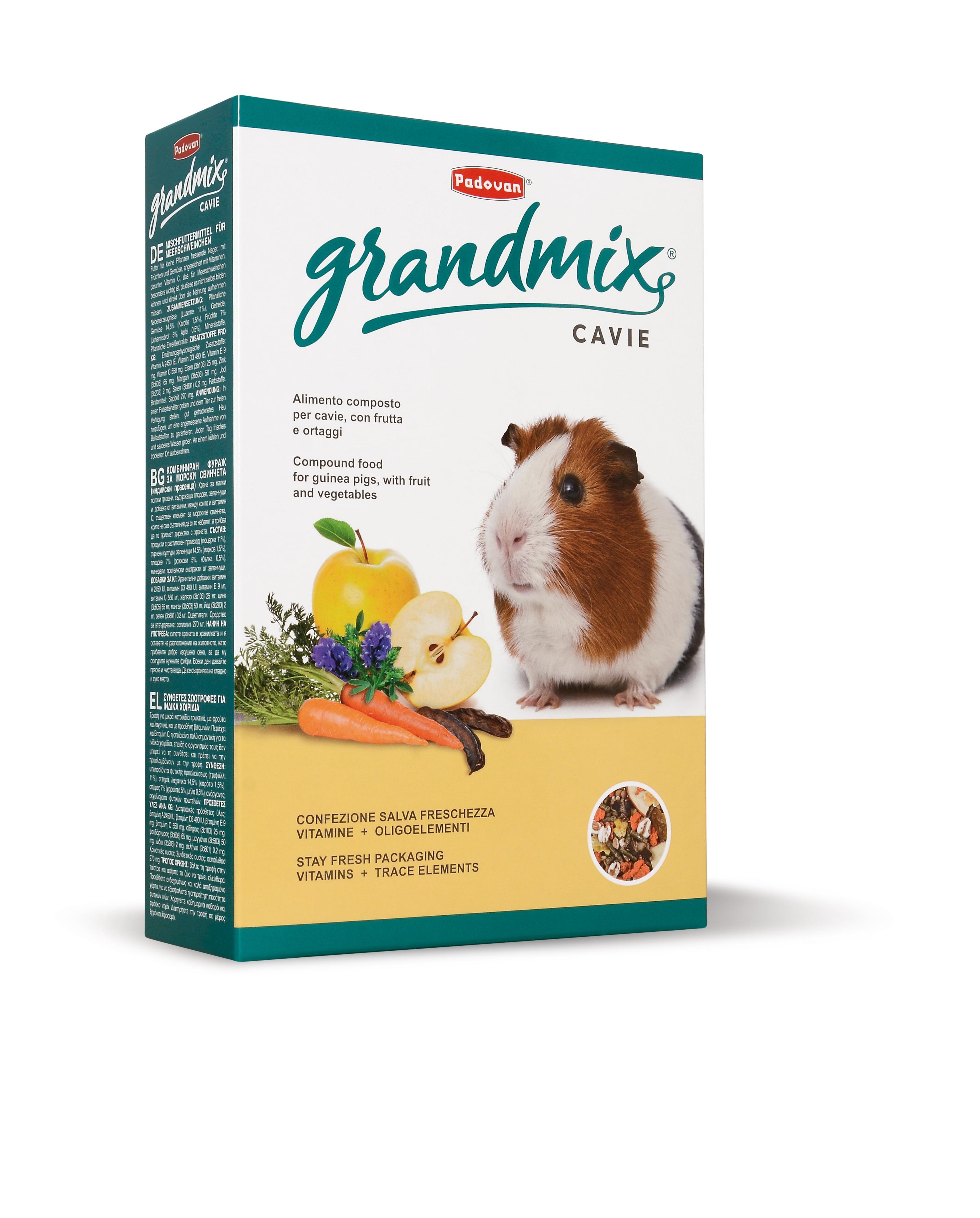 Hrana Grandmix Guineea Pig 850 g imagine
