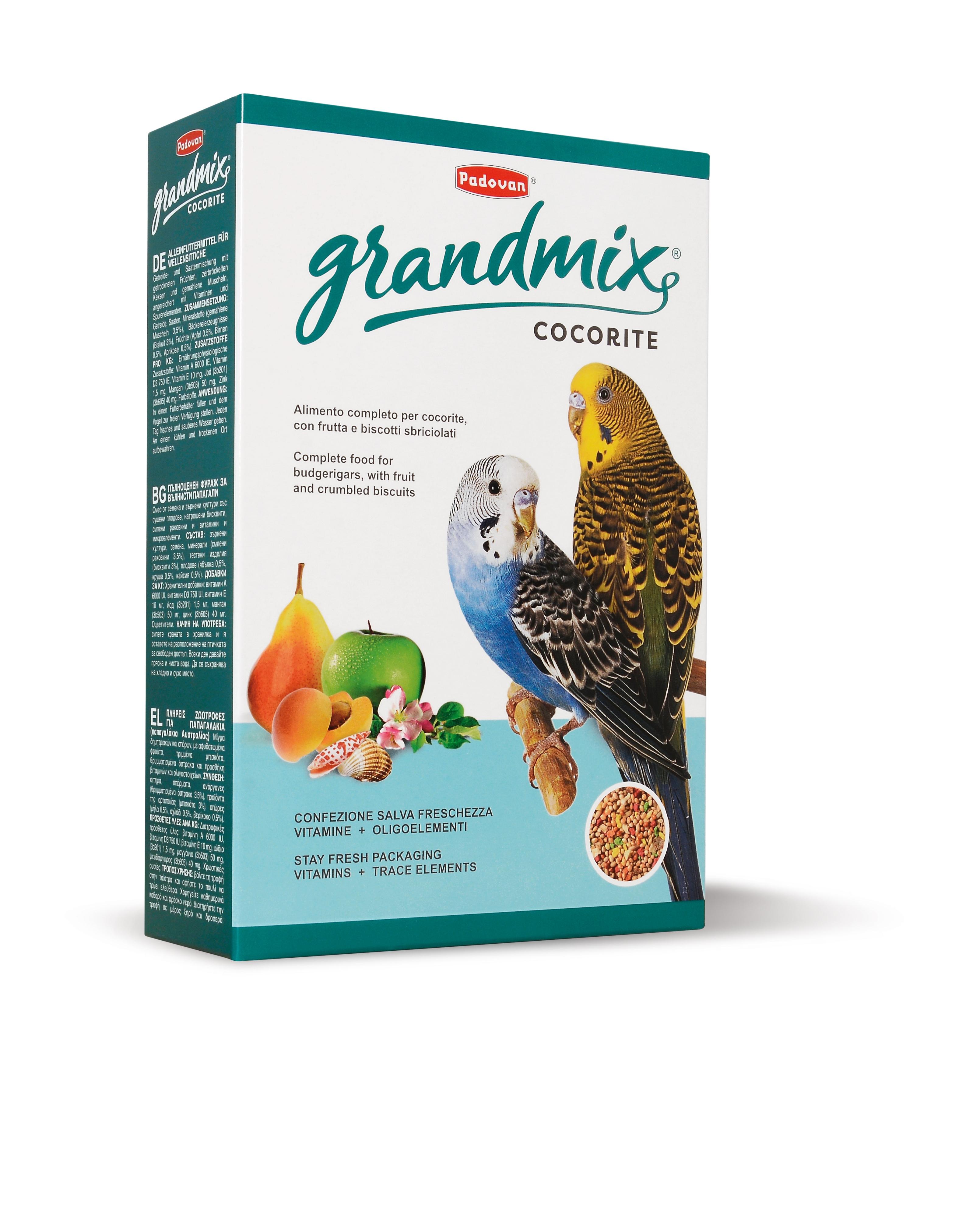 Padovan Grandmix Perusi 1 kg imagine