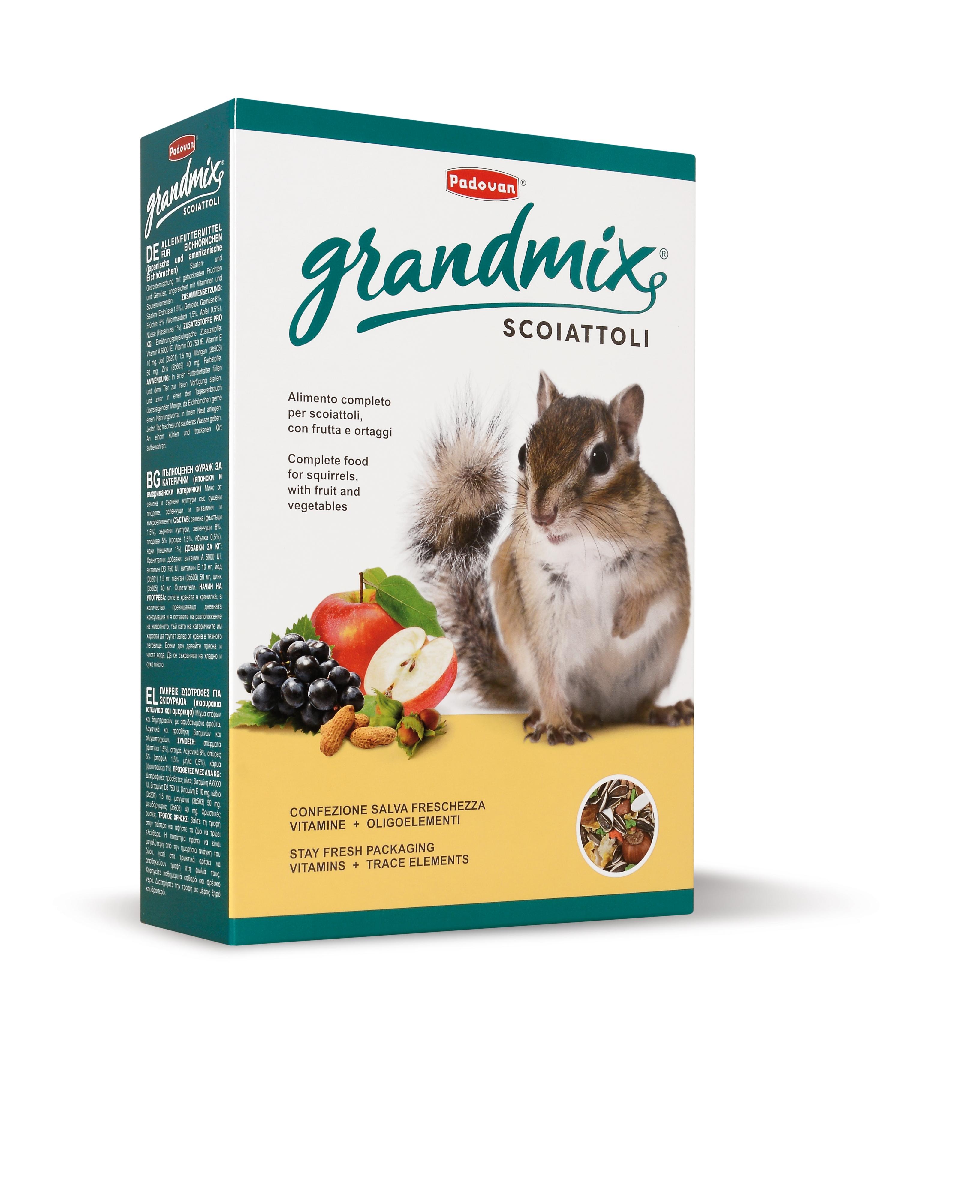 Grandmix Veverite 750 gr imagine