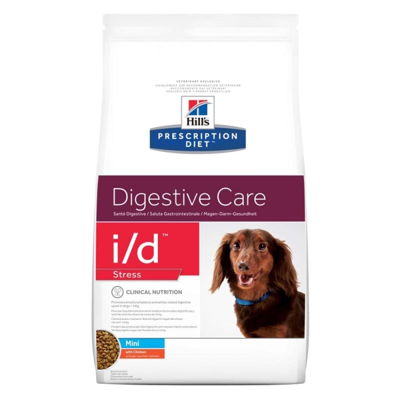 Hill's PD i/d Stress Mini Digestive Care hrana pentru caini 5 kg imagine