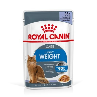 Royal Canin Light Weight Care in jelly, 1 plic x 85 g imagine