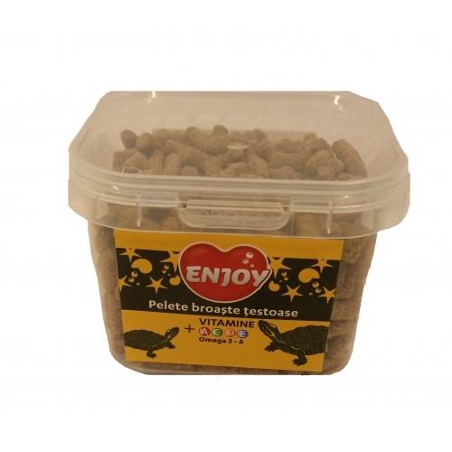 Pelete broaste testoase, Enjoy, 68 g / 225 ml imagine