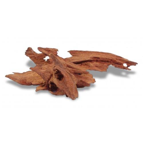 Decor acvariu, lemn jati, 15-25cm imagine