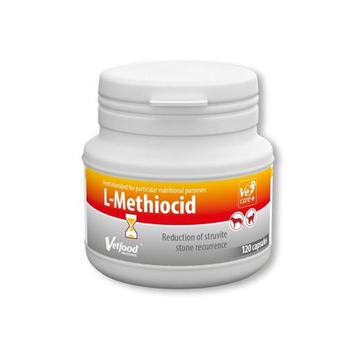 VetFood-L-Methiocid, 120 capsule imagine