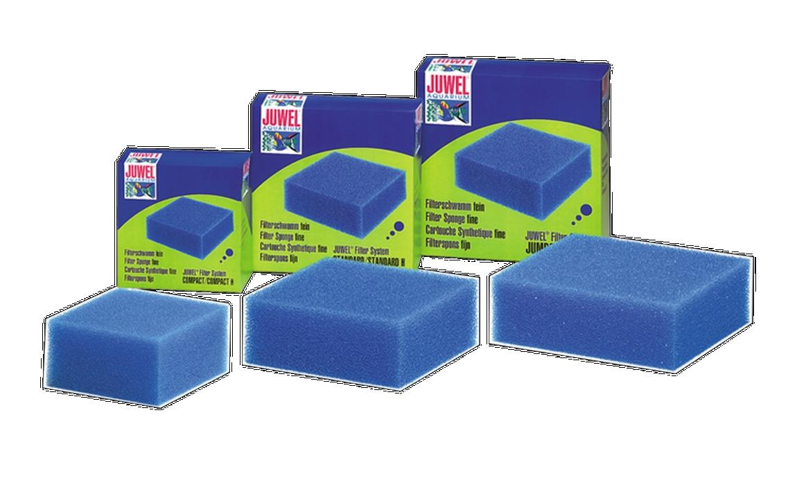 Juwel Material Filtrant Burete Filtru Compact Fin imagine