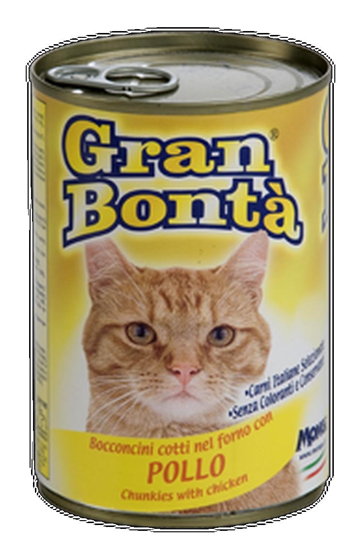 Gran Bonta Cat Cons Pui, 400 G imagine