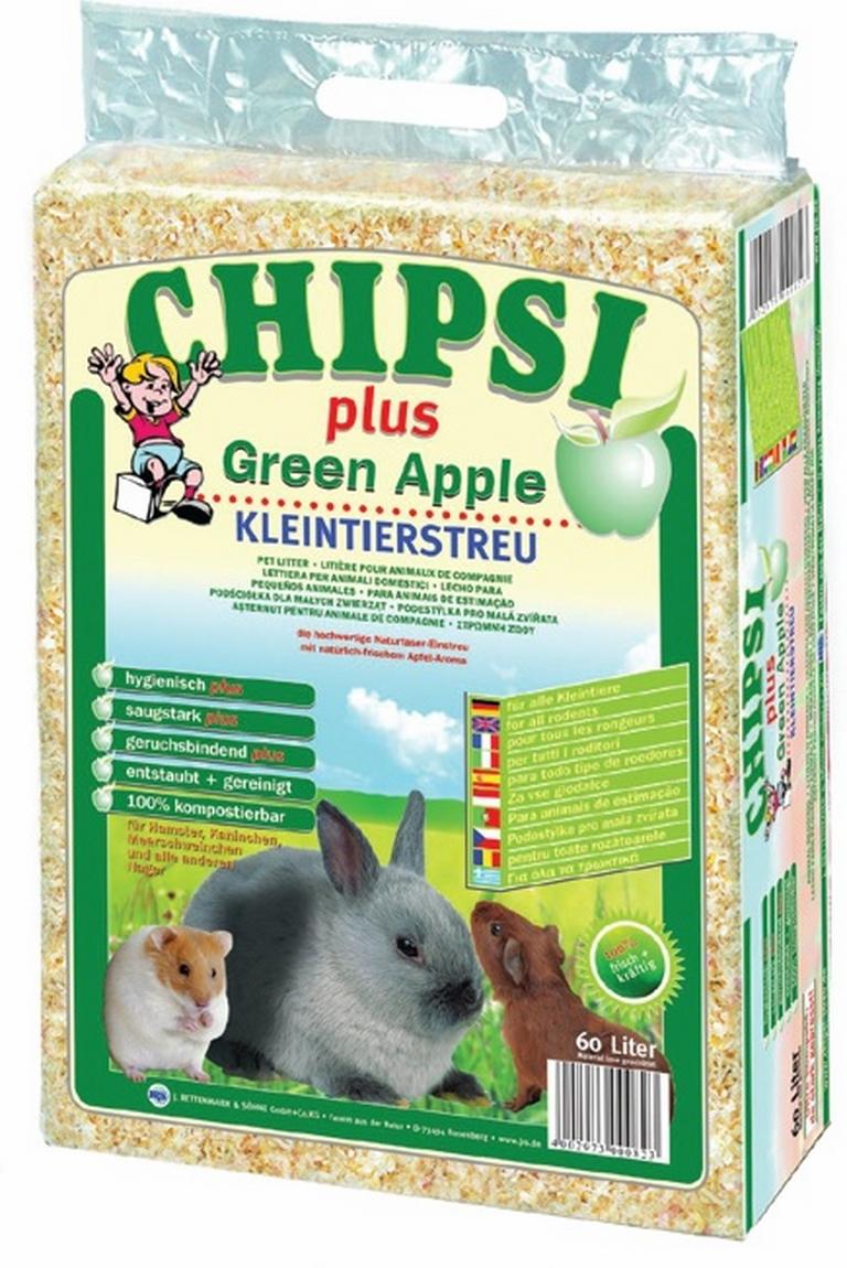 Chipsi Green Apple 60 L imagine