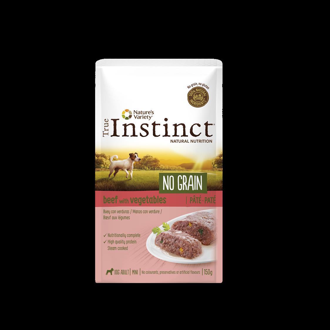True Instinct Dog Plicuri Vita, 150g imagine