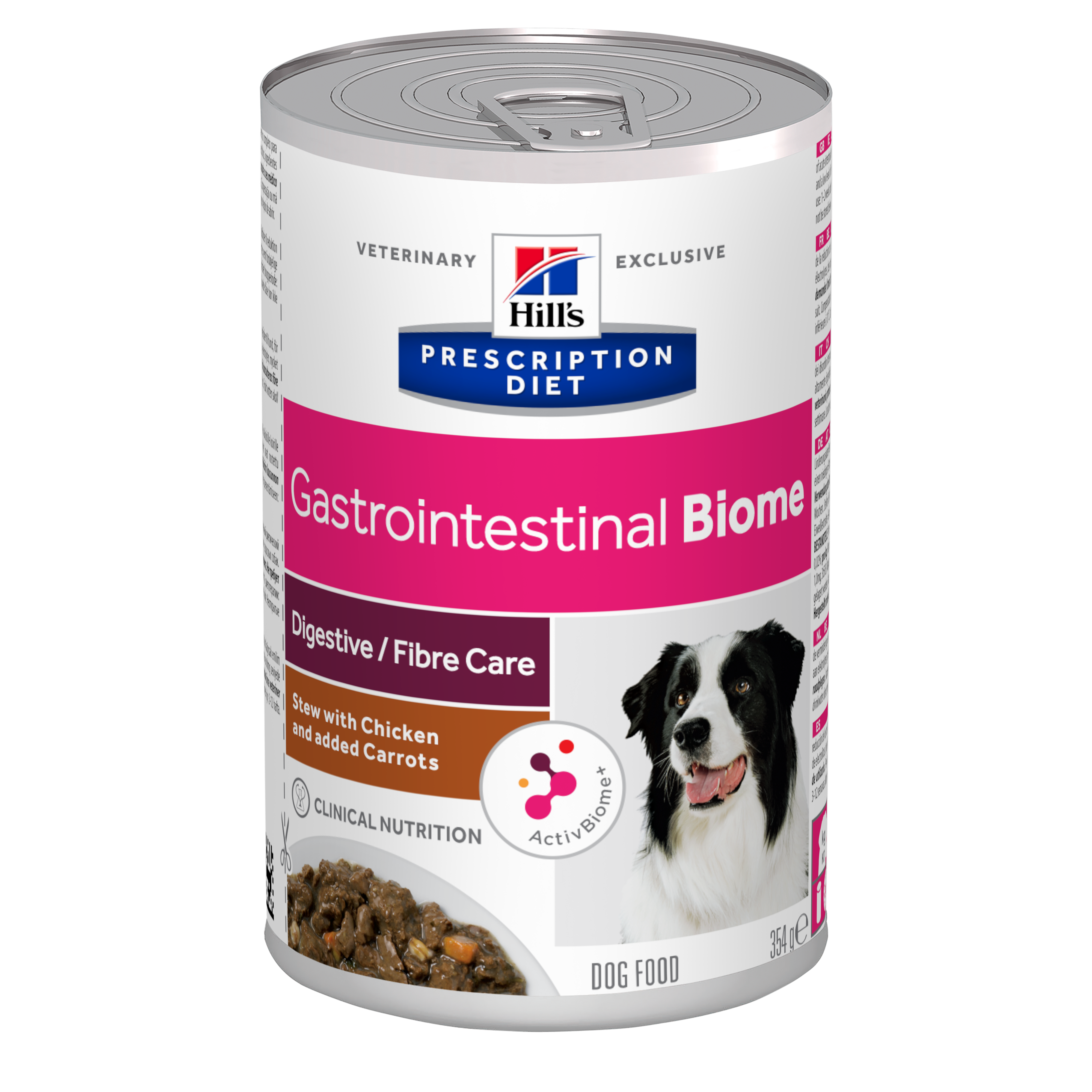 Hill's PD Canine GI Biome Chicken and Vegetables Stew, 354 g imagine