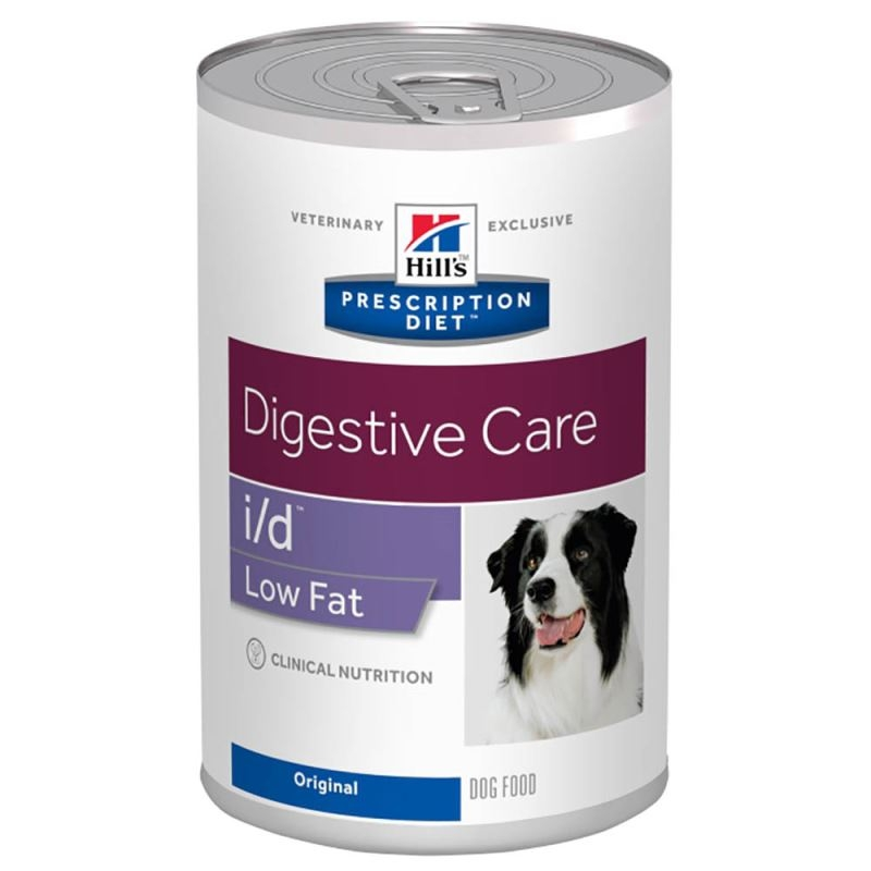 Hill's PD i/d Low Fat Digestive Care hrana pentru caini 360 g imagine