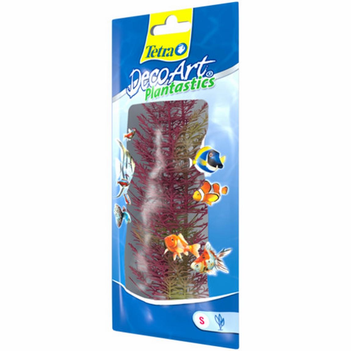 Tetra Planta Decoart Red Foxtail S 15 Cm imagine