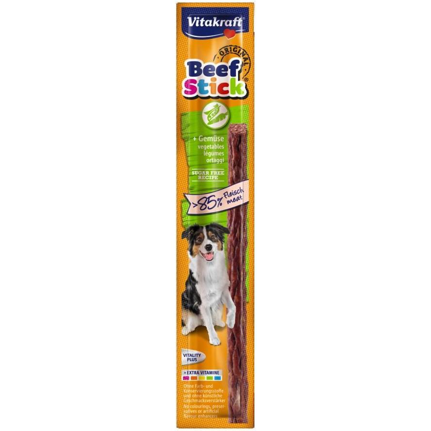 Recompensa pentru caini, Vitakraft baton cu legume, 12 g imagine