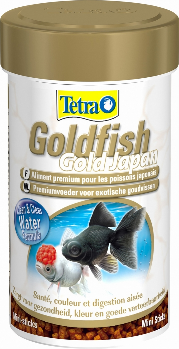 Tetra Fin/Goldfisch Gold Japan 250 ML imagine