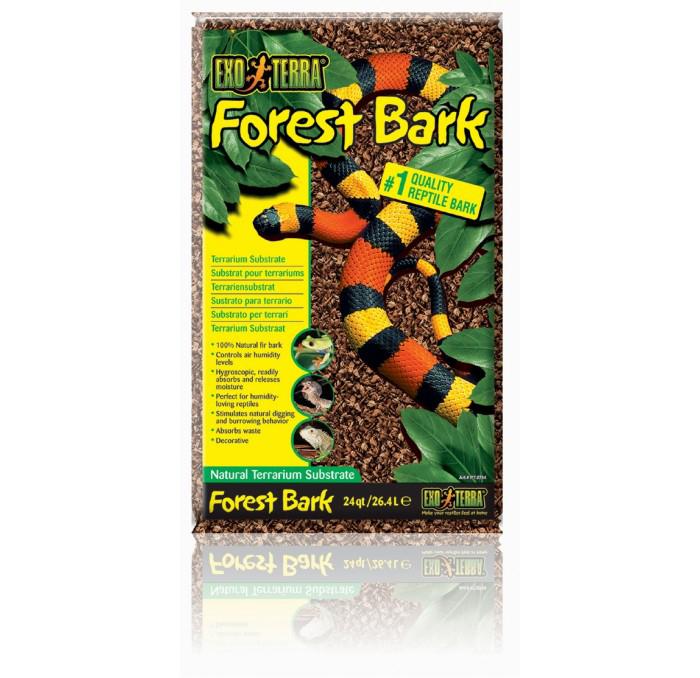 EXO TERRA ASTERNUT FOREST BARK, 8.8 l imagine