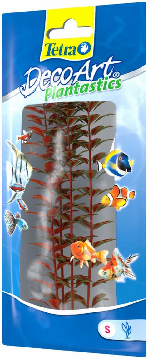 Tetra Planta Decoart Red Ludwigia S 15 Cm imagine