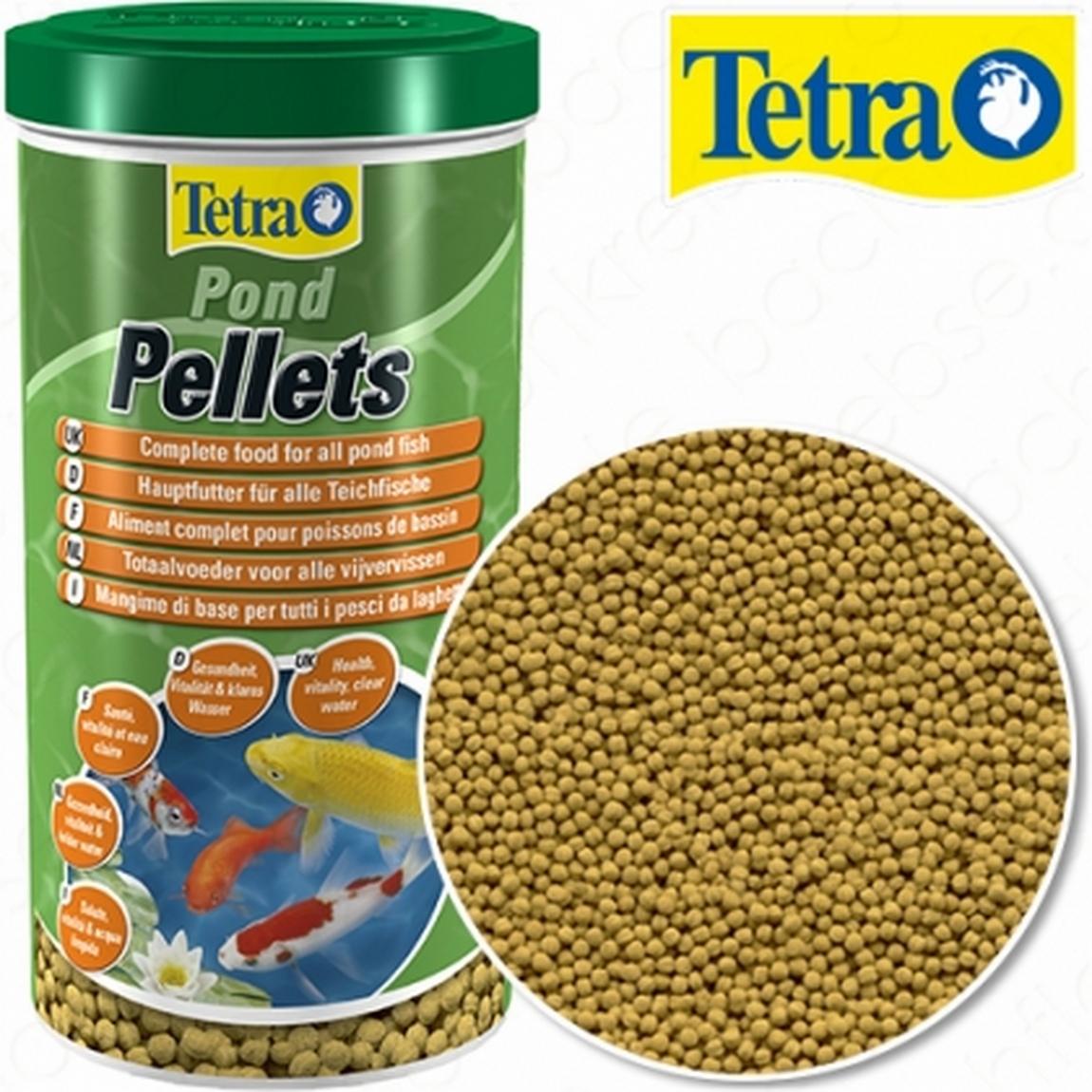 Tetrapond Pellets S 1 L imagine