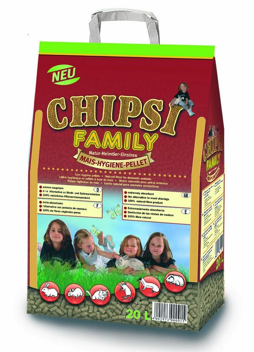 Chipsi Family 20 L imagine