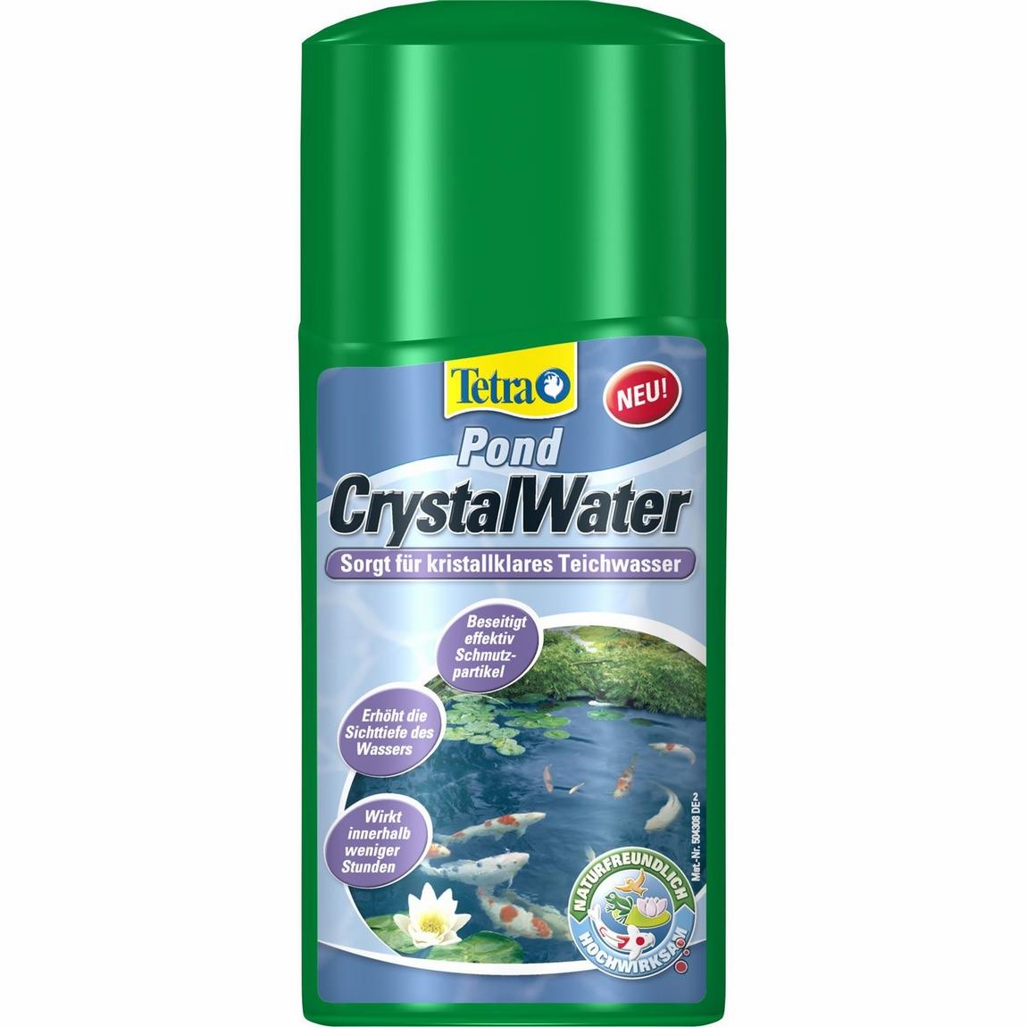 Tetrapond Crystal Water 250 ML imagine