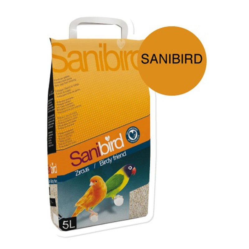 Nisip Sanibird 5 L imagine