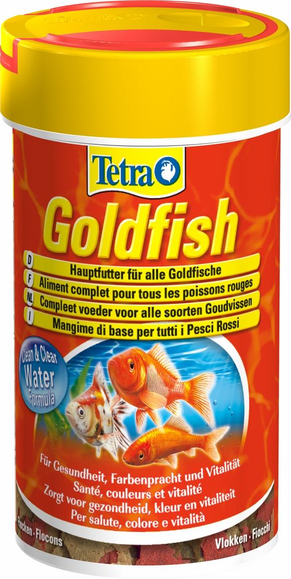 Tetra Goldfish 100 ML imagine