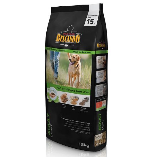Belcando Dog Adult Light 1 kg imagine