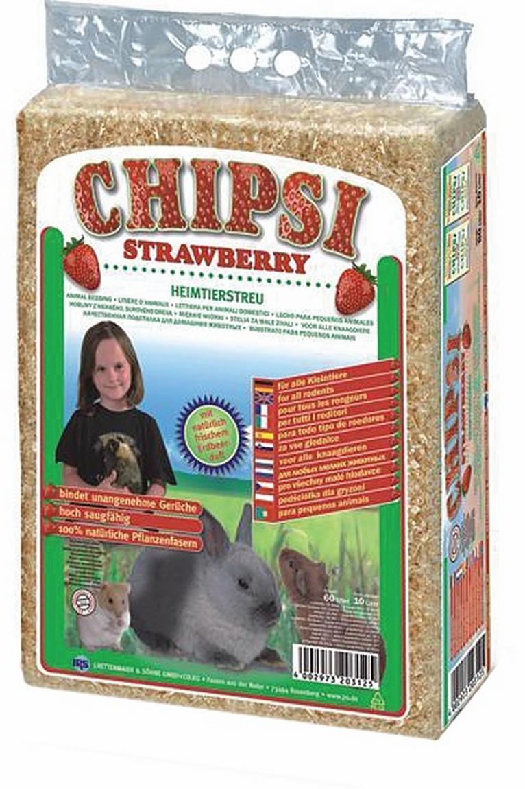 Chipsi Strawberry 60 L imagine