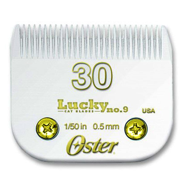 Cutit Oster LUCKY CAT size 30 0.5 mm imagine