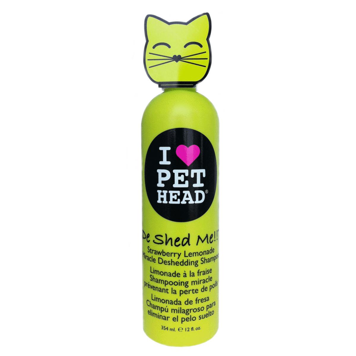 Pet Head De Shed Me Balsam Pisica 350ml imagine