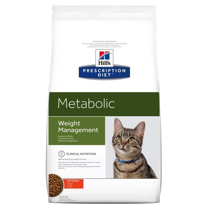 Hill's PD Metabolic Weight Management hrana pentru pisici 4 kg imagine