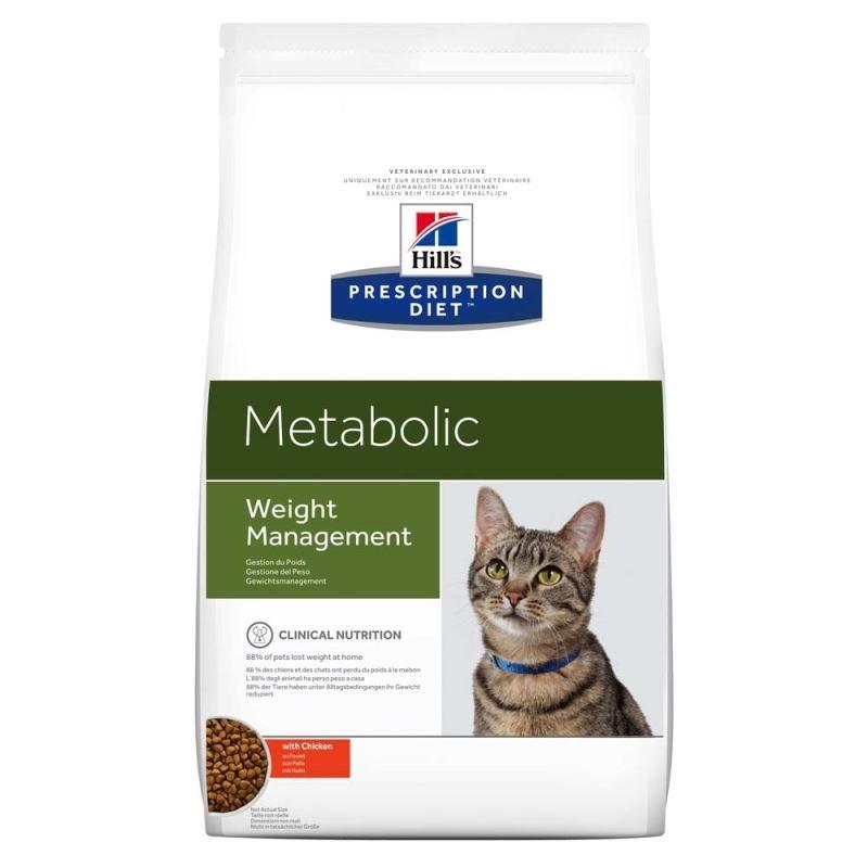 Hill's PD Metabolic Weight Management hrana pentru pisici 1.5 kg imagine