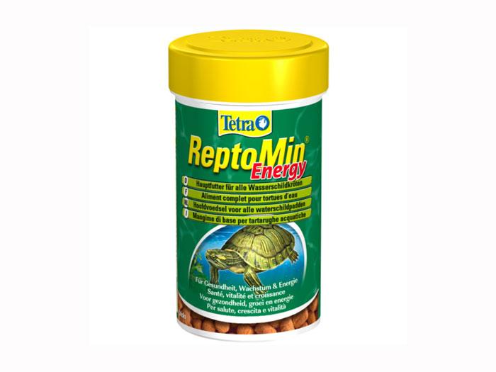 Hrana broaste testoase Tetra ReptoMin Energy 100 ml imagine