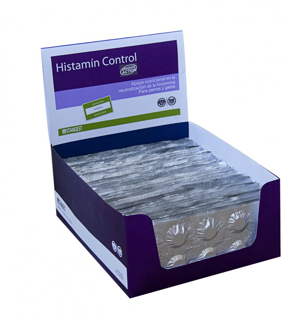 HISTAMIN CONTROL, 10 tablete (blister) imagine