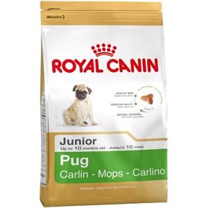 Royal Canin Pug (Mops) Junior, 1.5 kg imagine