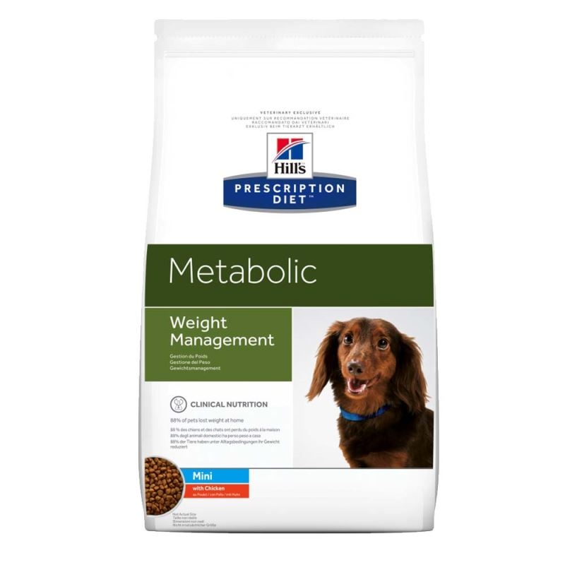 Hill's PD Metabolic Weight Management Mini, 1.5 kg imagine