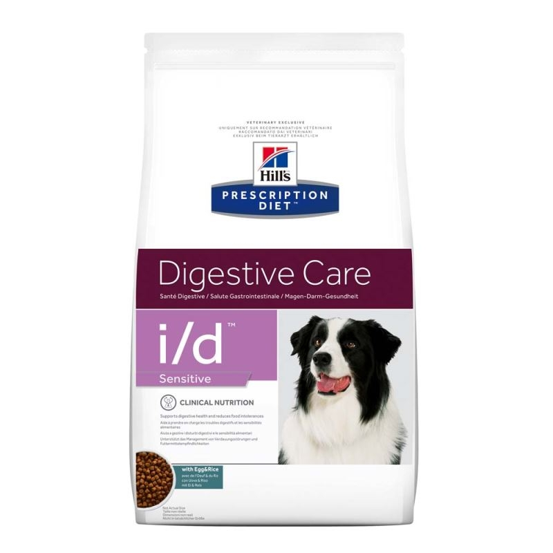 Hill's PD i/d Sensitive Digestive Care hrana pentru caini 12 kg imagine