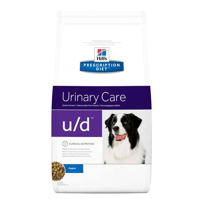 Hill's PD u/d Urinary Care hrana pentru caini imagine
