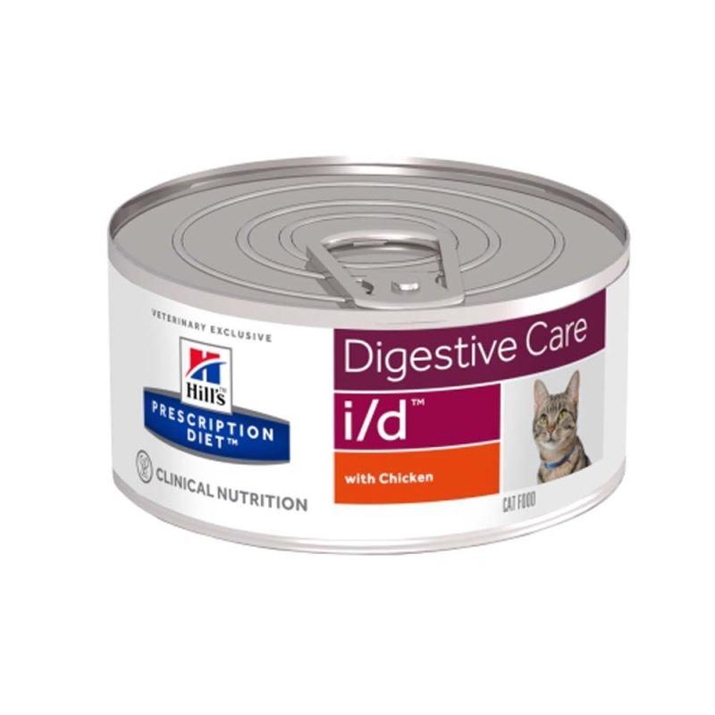 Hill's PD i/d Digestive Care hrana pentru pisici 156 g imagine