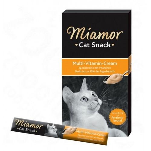 Recompensa pisici, Miamor Snack cu multivitamine, 90 g imagine